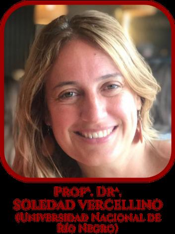 Profª Drª SOLEDAD VERCELLINO - Educon2021