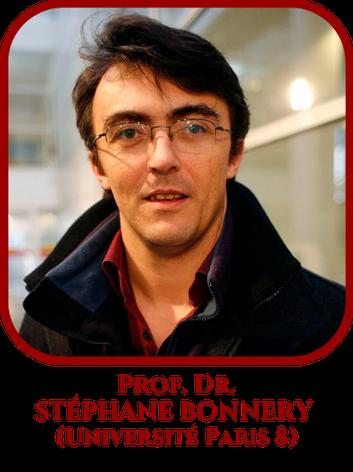 Prof. Dr. STEPHANE BONNERY Educon2021